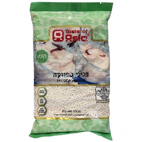 Тапиока (маниоковое саго) жемчужины 400 гр - Taste of Asia