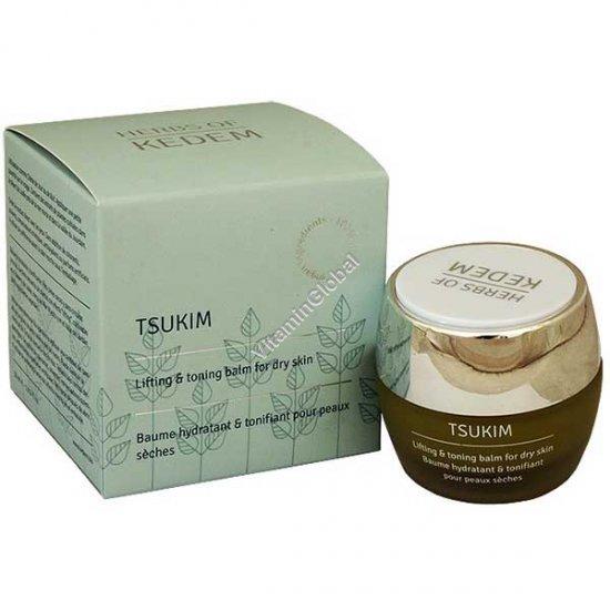 Цуким - бальзам для кожи вокруг глаз от морщин и отеков 30 мл - Herbs of Kedem