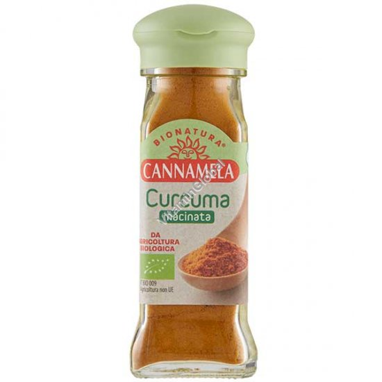 Органическая куркума молотая 47 гр - Cannamela