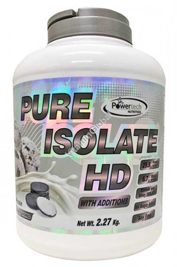 Изолят сывороточного протеина со вкусом печенья 2.27 гр - PowerTech Nutrition