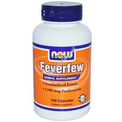 Стандартизированный экстракт хризантемы 100 капсул - NOW Foods