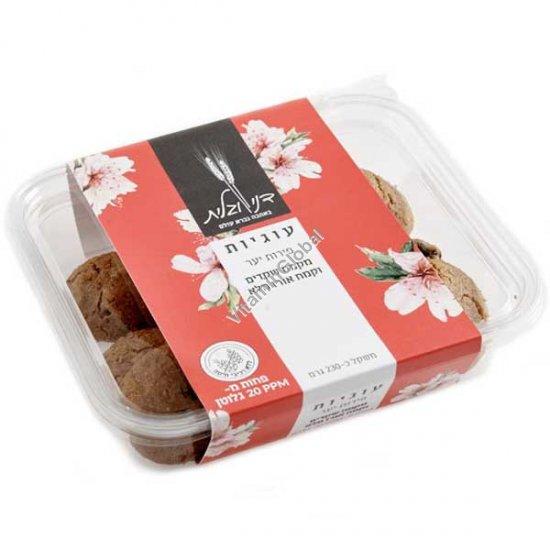 Печенье из миндальной и рисовой муки с клюквой 230 гр - Дани и Галит