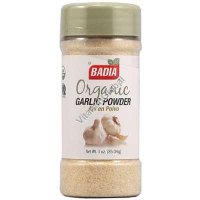 Органический чесночный порошок 85 гр - Badia