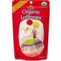 Органические фруктовые леденцы на палочке 14 шт - Yummy Earth