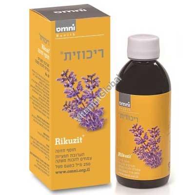 Рикузит - для повышения умственной концентрации 250 мл - Omni