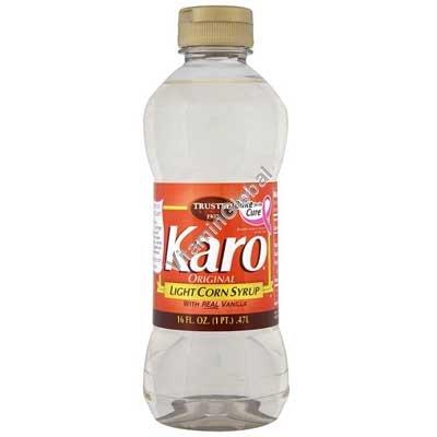 Кукурузный сироп с натуральной ванилью 473 мл - Karo