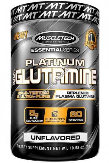 Глютамин платинум в порошке 300 гр - MuscleTech