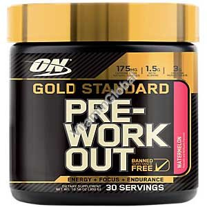 Pre workout optimum