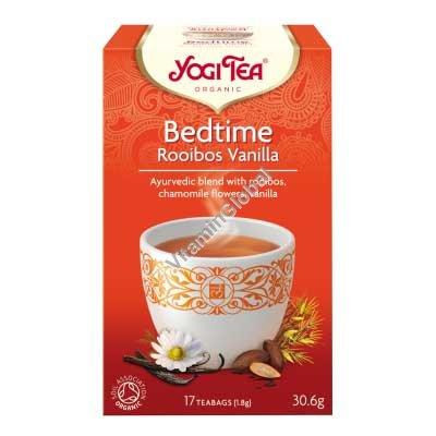 """Органический чайый сбор """"время спать"""" 17 фильтр-пакетиков - Yogi Tea"""