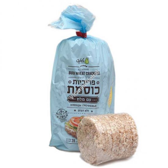Безглютеновые гречневые хлебцы 115 гр - Agas