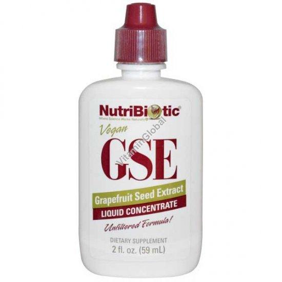 GSE экстракт зерен грейпфрута 59 мл - NutriBiotic