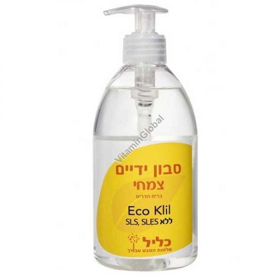 Жидкое мыло для рук с ароматом цитрусовых 500 мл - Eco Clil
