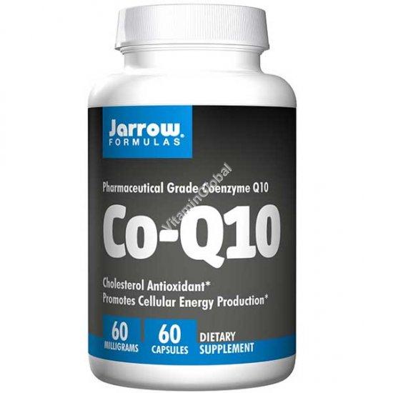 Коэнзим Q10 60 мг 60 капсул - Jarrow Formulas