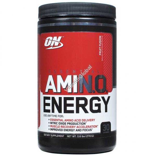 Амино-энергетический комплекс с фруктовым вкусом 270 гр - Optimum Nutrition