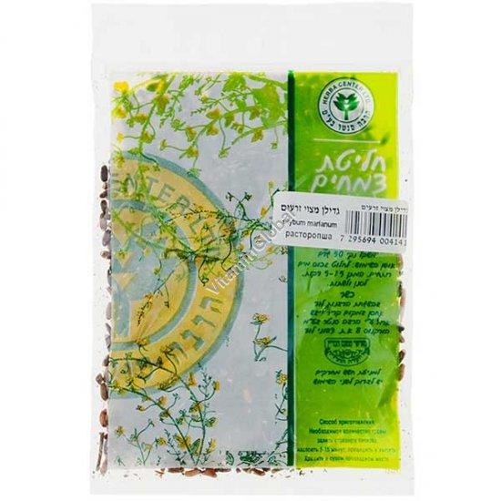 Расторопша семена 100 гр - Herba Center
