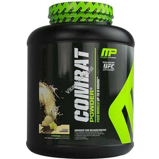 Combat - протеин в порошке вкус ванильный 1.814 кг - Muscle Pharm