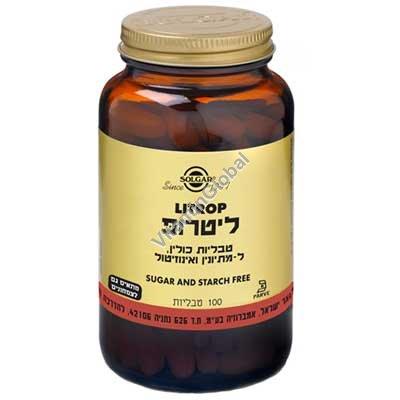 Литроп 100 таблеток - Солгар