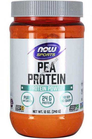 Натуральный гороховый протеин 340 гр - Now Foods