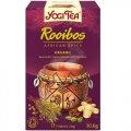 Органический чай Ройбос - Африканская пряность 17 фильтр-пакетиков - Yogi Tea