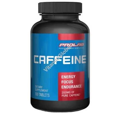 Кофеин 200 мг 100 таблеток - Prolab Nutrition