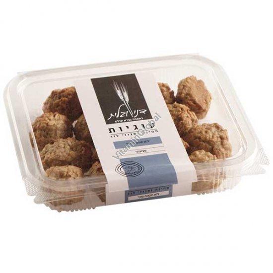 Печенье овсяно-тахинное с лесными орехами, без добавки сахара 270 гр - Дани и Галит