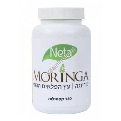 Моринга 120 капсул - Neta Natural