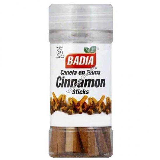 Корица без глютена в в палочках 85.1 гр - Badia