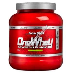 Сывороточный протеин с ванильным вкусом 1 кг - Super Effect