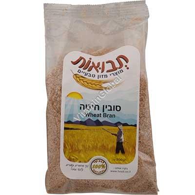 Пшеничные отруби 200 гр - Tvuot