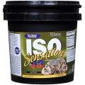 Протеин изолят Iso-Sensation 93 со вкусом бразильского кофе 2.27 кг - Ultimate Nutrition