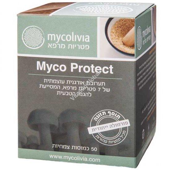 Мико Протект - для укрепления иммунной системы 50 капсул - Миколивия