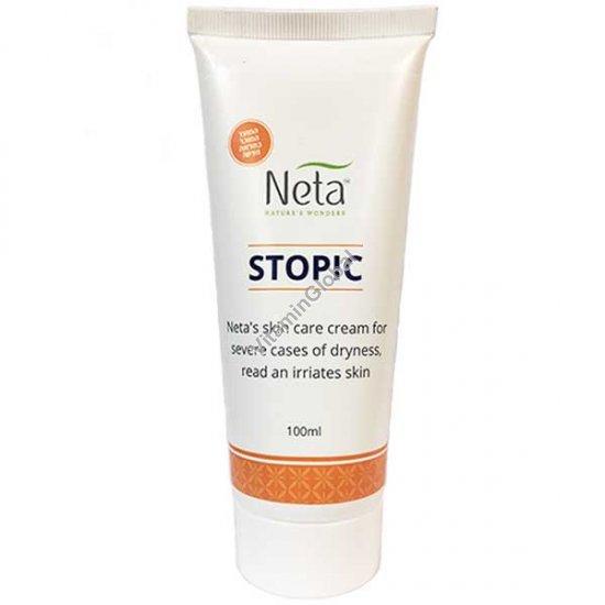 Стопик - крем для лечения кожных заболеваний 100 мл - Нета