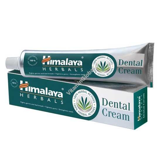 Аюрведическая зубная паста 100 гр - Гималая Хербалз
