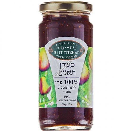 Натуральный джем из инжира без добавления сахара 284 гр - Бейт Ицхак