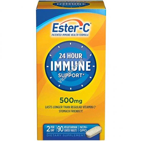 Эстер-С - формула для иммунной системы 500 мг 90 таблеток - NatureSmart