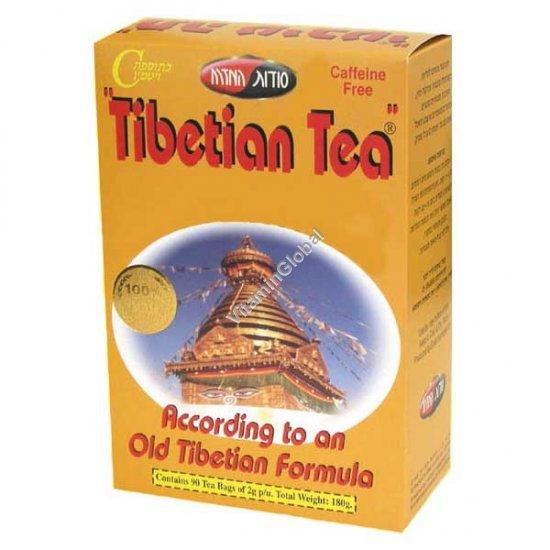 Тибетский чай классический 90 пакетиков - Oriental Secrets