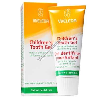 Зубная паста для детей 50 мл - Веледа