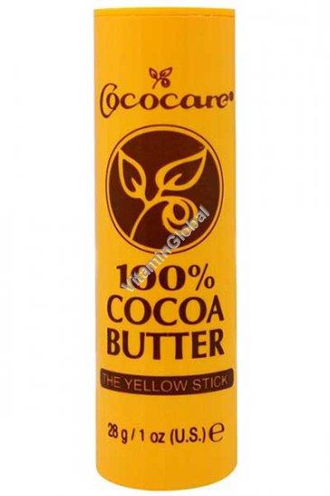 Натуральное какао-масло 28 гр - Cococare