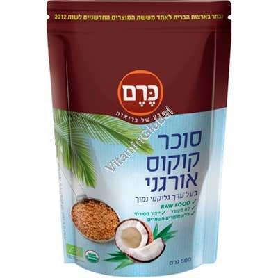 Органический кокосовый сахар 500 гр - Kerem