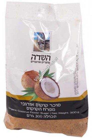 Органический кокосовый сахар 300 гр - HaSade