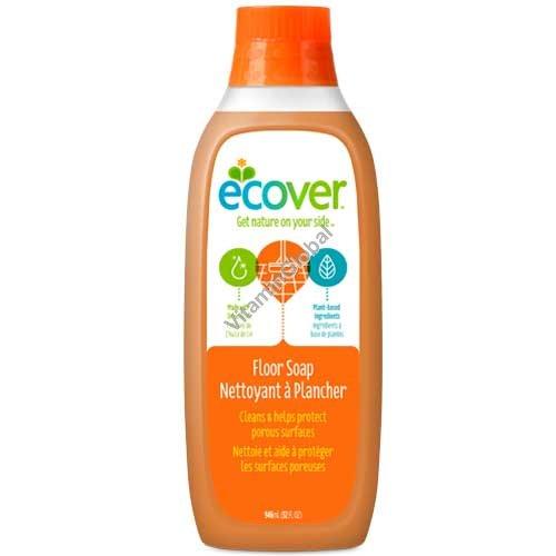 Жидкий концентрат для мытья пола 1 литр - Эковер