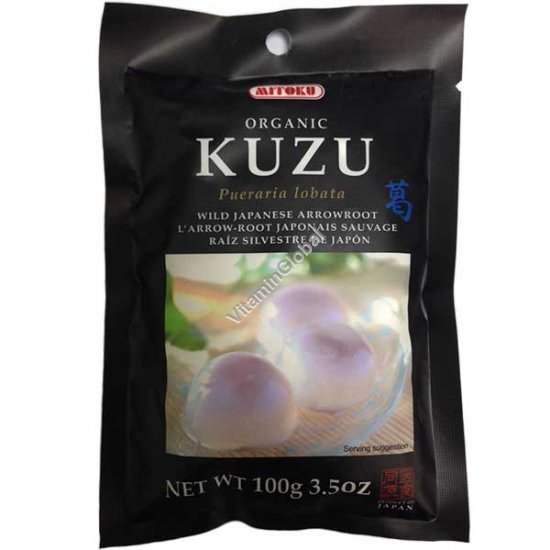 Органический корень Кудзу 100 гр - Mitoku