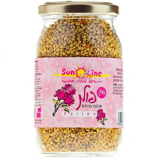 Цветочная пыльца (пчелиная обножка) 200 гр - Sun Line