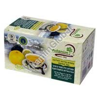 Органический чай для диеты грейпфрут и морские водоросли 20 пак - Valdena
