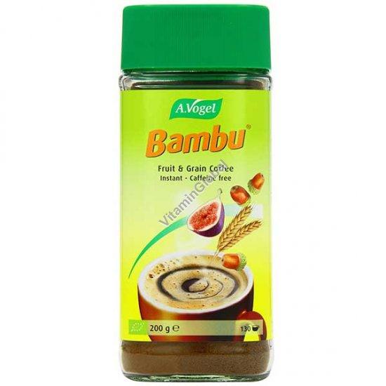 Органический заменитель растворимого кофе Bambu 200 гр - A.Vogel