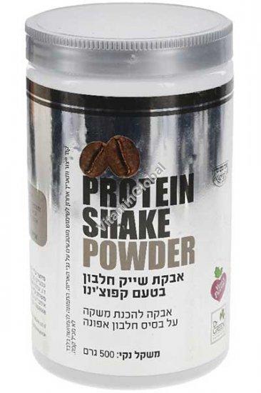 Гороховый протеин со вкусом капучино 500 гр - Dr. Green