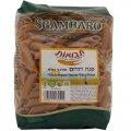 Органические макароны пенне-трубочки из цельной муки 500 гр - Sgambaro
