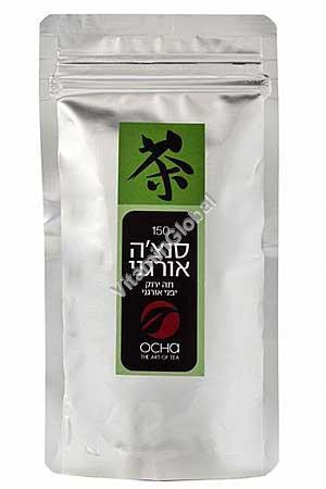Органический японский зеленый чай Сенча 50 гр - Ocha