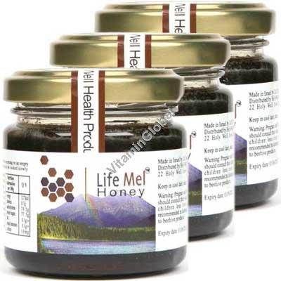 Лайф Мел лечебный мед для предупреждении осложнений химиотерапии и облучения 360 грамм - Цуф Глобус