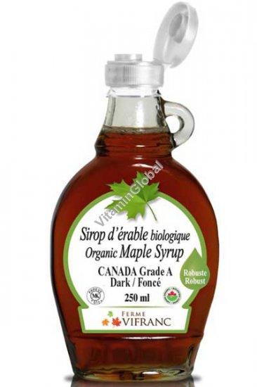 Органический кленовый сироп 250 мл - Ferme VIFRANC